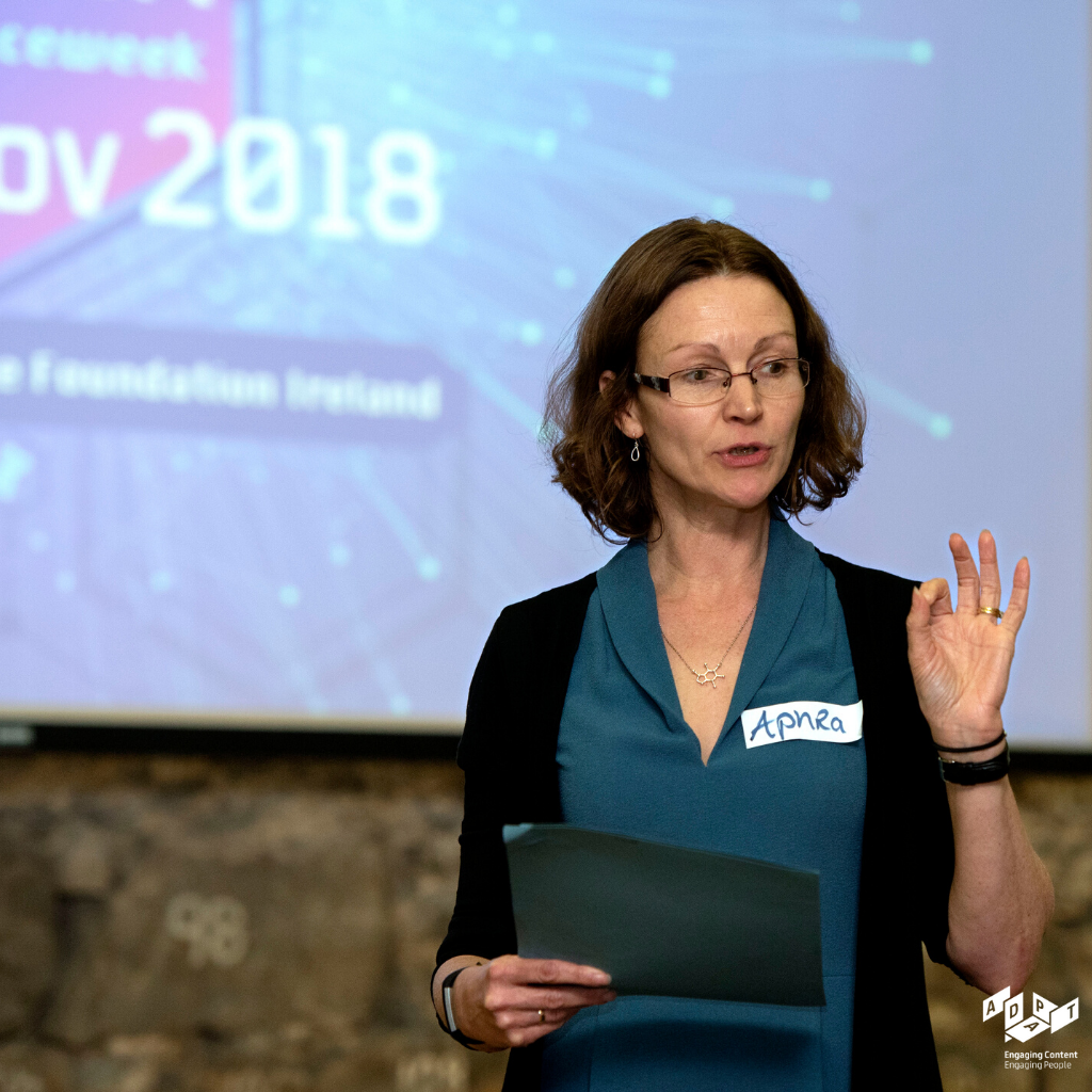 ADAPT Citizens' Think-In, November 2018
